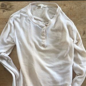 Men's Henley from urban outfitters